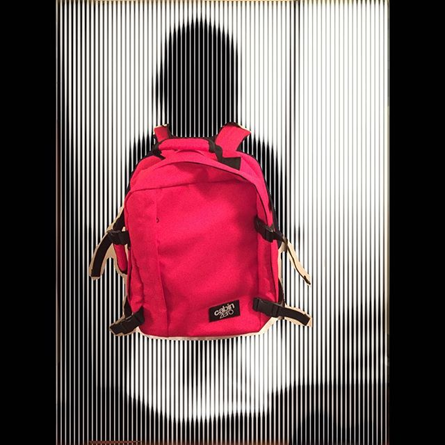 backpack mysore red cabinzero