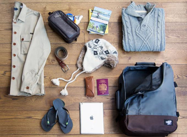 Fits all of your travel essentials