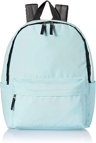 Amazon Basic Classic Backpack with Front Pocket