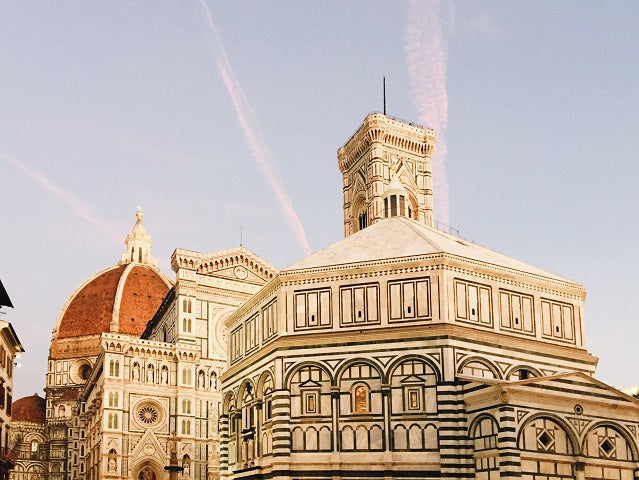 Baptistery of San Giovanni Florence Italy