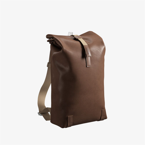 Brooks England Pickwick Leather Cycling Backpack - Keep Your Morning Commutes in Style