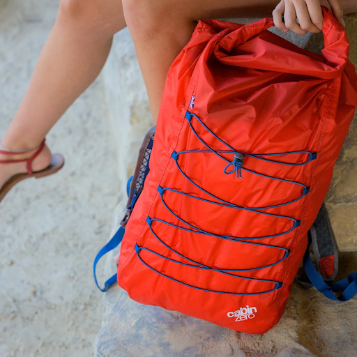 CabinZero Adventure Backpack Dry for travel
