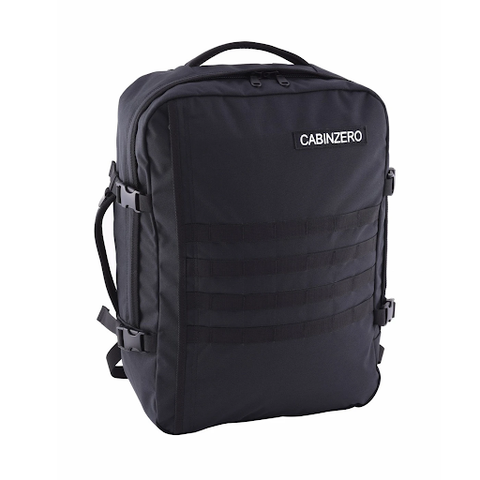 CabinZero Backpack Military 44L - A Resilient Gear to Support Your Travel