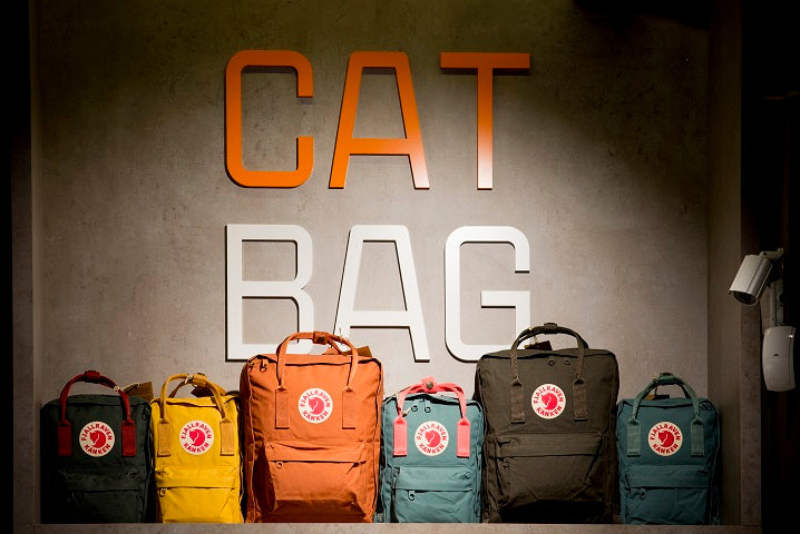 Cat Bag Barcelona CabinZero Travel Bag