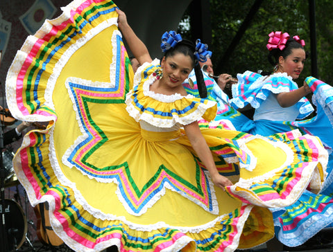 Cinco de Mayo Mexico USA celebration dancing festival