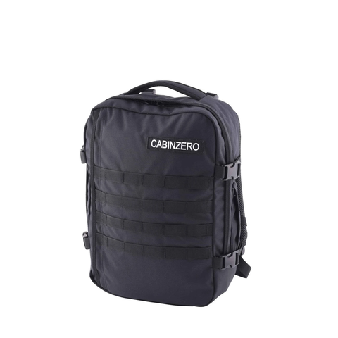 CabinZero Military - A Resilient Cycling Rucksack