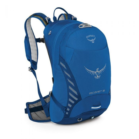 Osprey Escapist 18 Cycling Backpack - The Best Choice for Mountain Biking