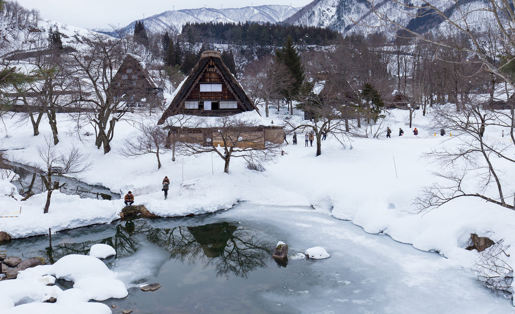 Mountain Village of Shirakawa-go, Gifu Prefecture