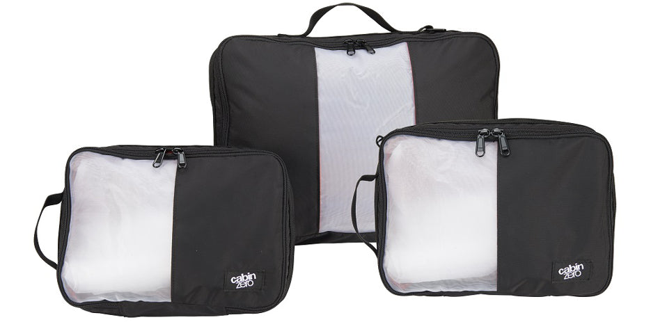 packing cubes cabin set organize pack list sort