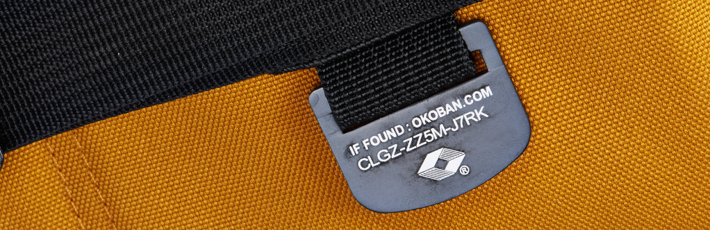 Okoban Tag CabinZero bag