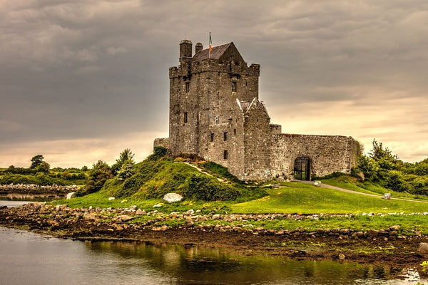 travel to Ireland from the england