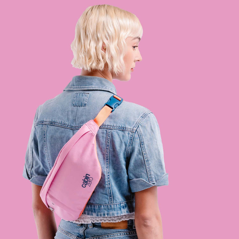 Bum Bag 2L Flamingo Pink