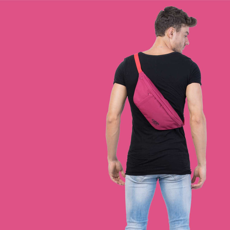 Bum Bag 2L Jaipur Pink
