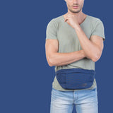 Bum Bag 2L Navy