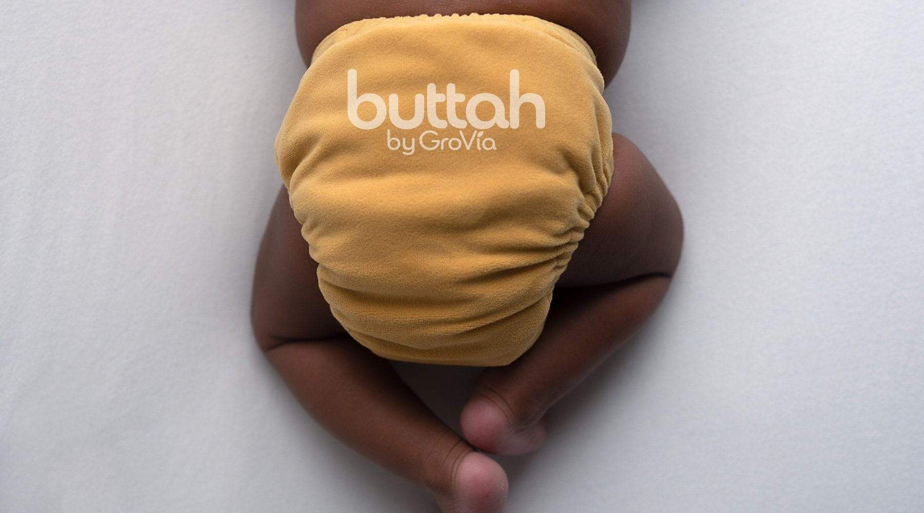 Buttah Velour Diapers & More