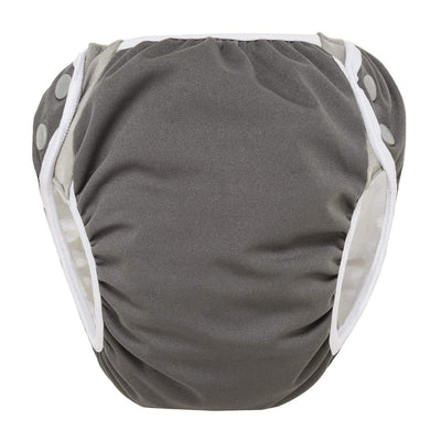 Swim Cloud / 1 (10 - 19 lbs) Swim Diaper - Cloud