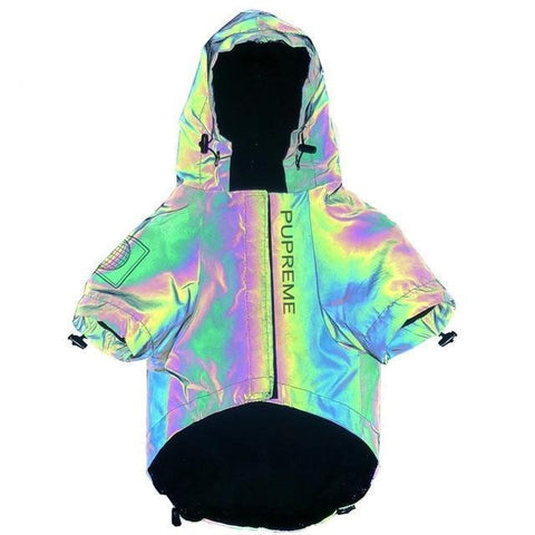 Windbreaker Reflective Jacket