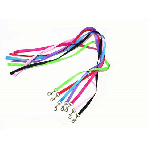 Hot Sale Nylon Leash (120cm*1.5cm) 7 Colours