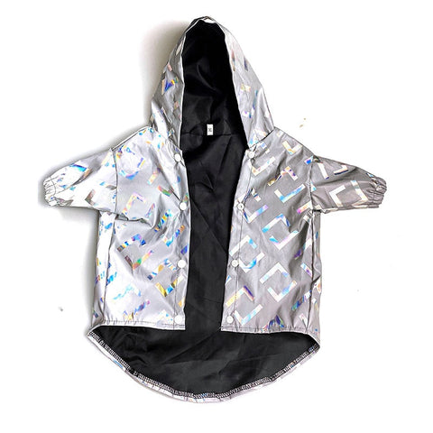Exclusive Reflective Windbreaker
