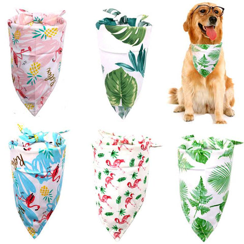 Pet Bandanas Large Pet Accessories