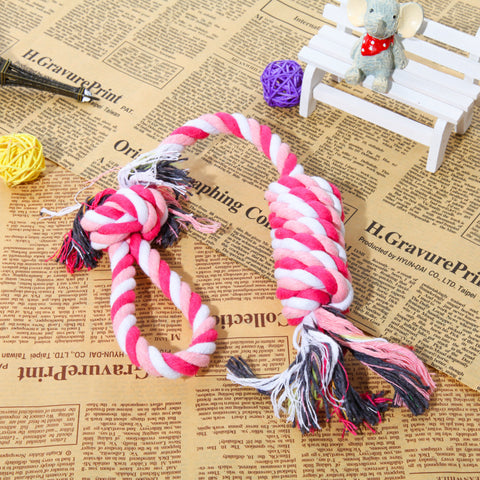 Cotton Rope Durable Chew Toy