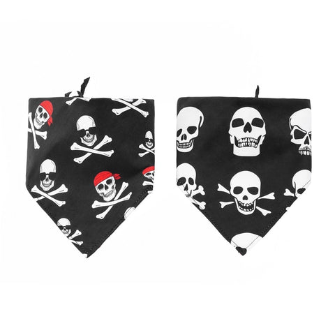 2020 New Skull dog Bandanas scarf