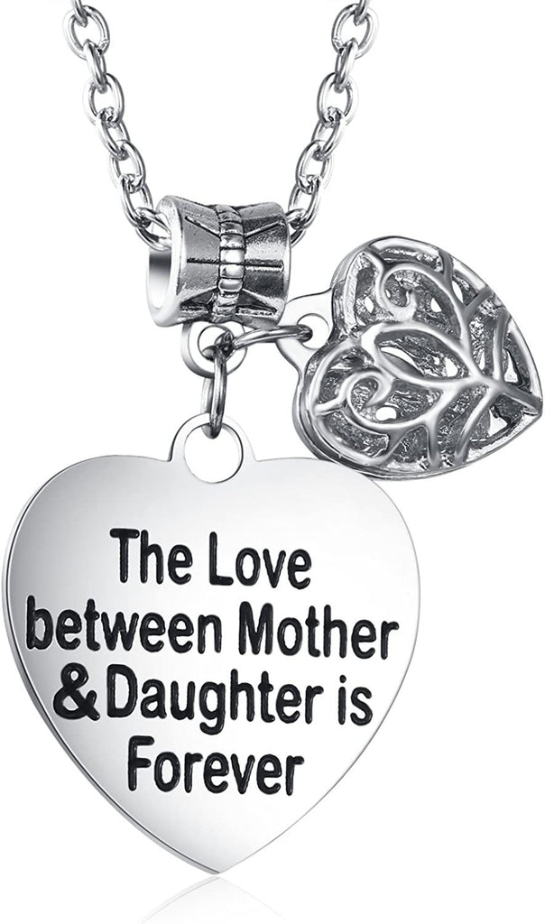 Charm Mom Gift Necklace