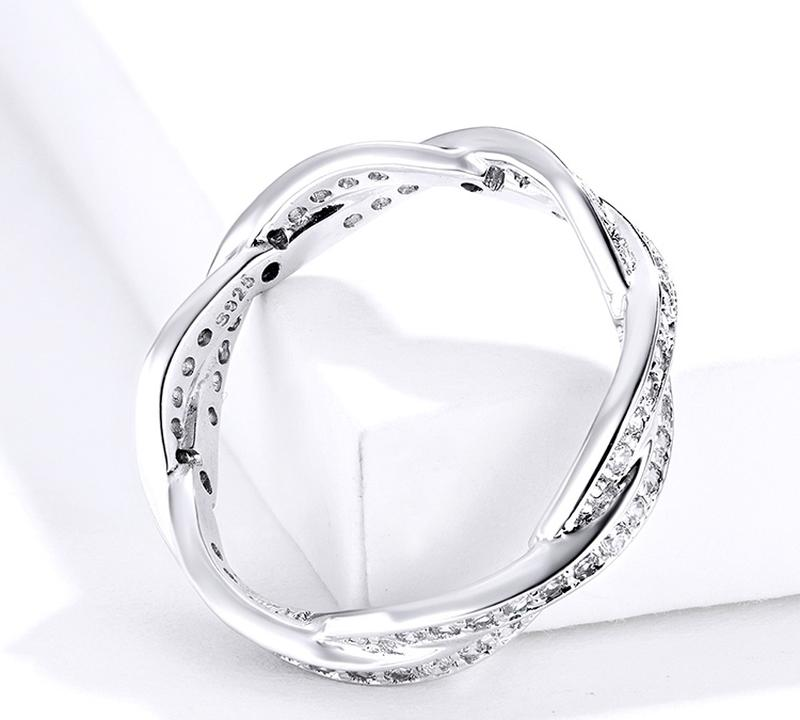 Women Fashion Ring Silver Ring Accessories