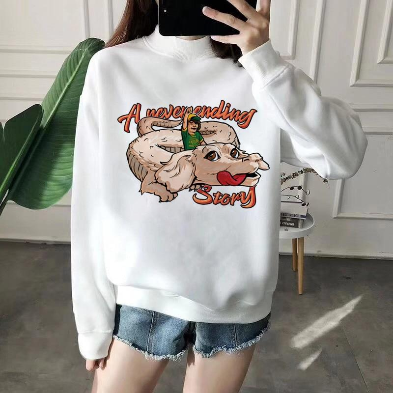 Stranger Things Upside Down Harajuku Hoodies Women Ullzang 90s Funny Cartoon Eleven Sweatshirts Friends Don't Lies Hoody Female