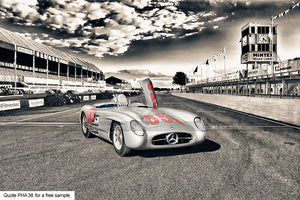300 SLR Art 658 Art For Sale