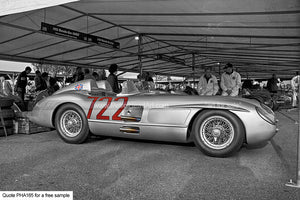 300 SLR Art 722 Art For Sale