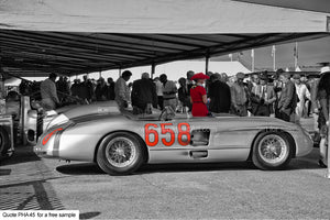 658 300 SLR Art For Sale