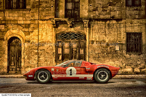Gt 40 Art For Sale