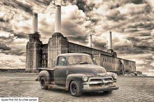 Chevrolet Pick Up Art For Sale