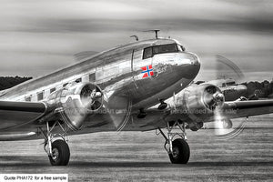 Dakota DC3 Art For Sale