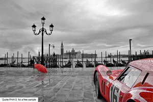 Ferrari Breadvan Art For Sale