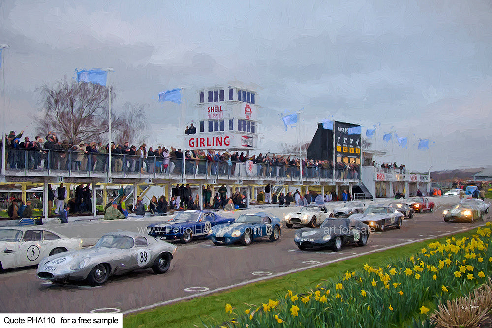 Goodwood Members Art For Sale