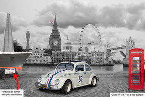 Herbie Art For Sale