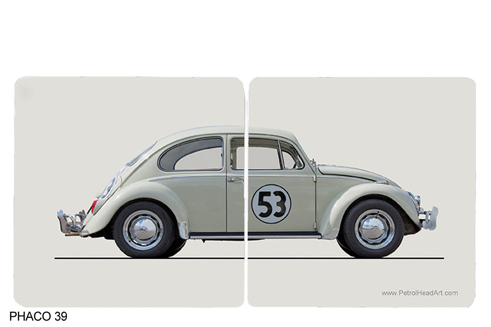 Herbie VW Coasters