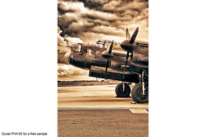 Lancaster Art Greetings Card