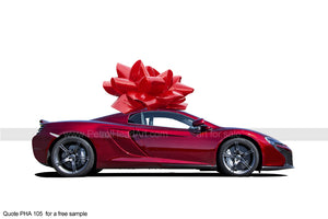 Mclaren Gifts Greetings Card