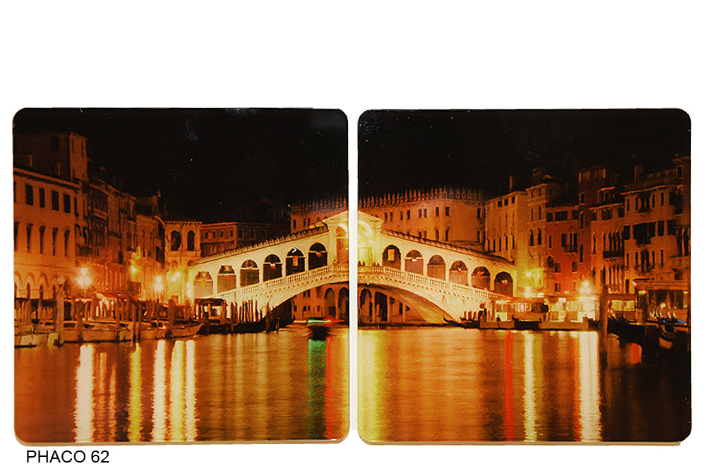 Rialto Bridge Coasters