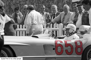Stirling Moss Art For Sale