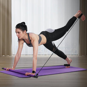 Portable Pilates Bar Kit by FreedomFitx™