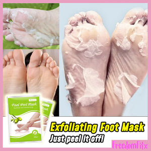 Foot Peeling Mask by FreedomFitx