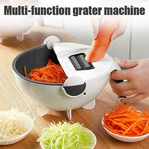 NicerSlicer Rotating Vegetable Slicer