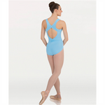 Tiler Peck Designs/ Curve Back Tank Leotard P1026