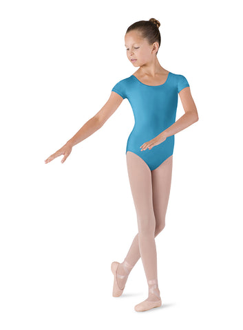 Bloch Performance Wear Cap Sleeve Leotard CL5602