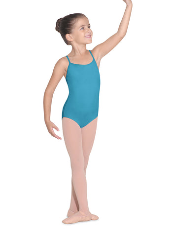 Bloch Performance Basic Camisole Leotard CL5607