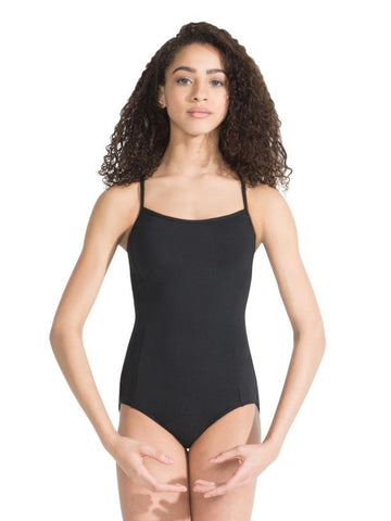 Capezio Meryl Strappy Back Camisole Leotard MC833W